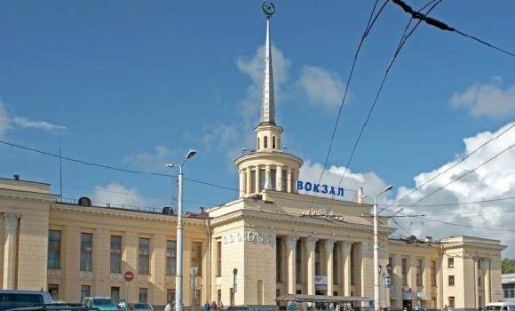 ЖД Вокзал ЖД вокзал Петрозаводск